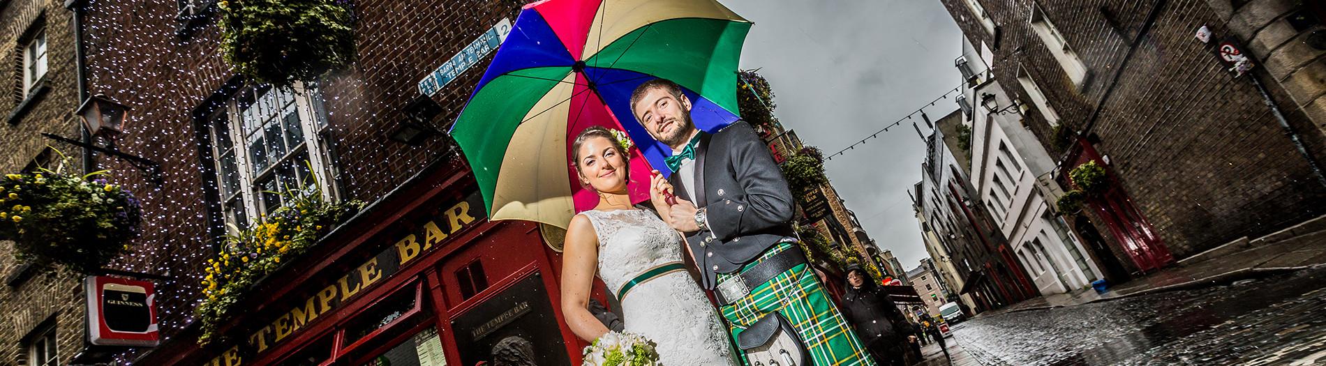 Clontarf Castle - Dublin - Ireland // Mariage Claire & Jean-Philippe