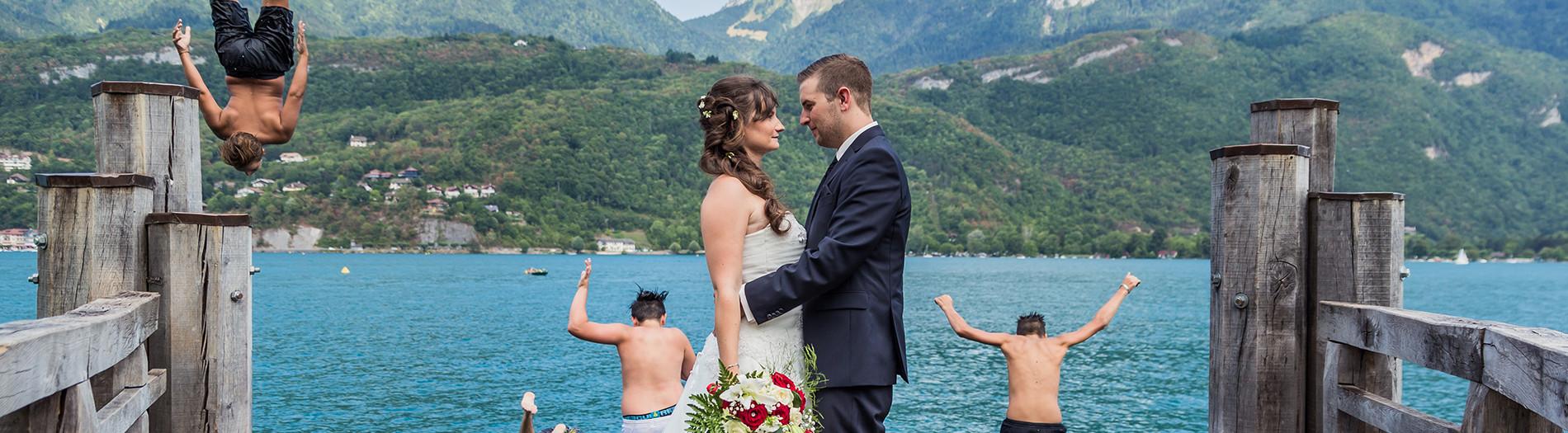 Mariage Annecy Les Trésoms // Alex & Justine