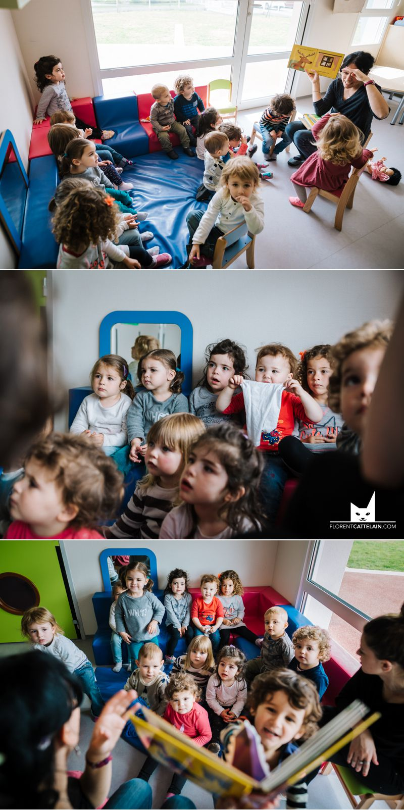 Reportage Creche Toulouse
