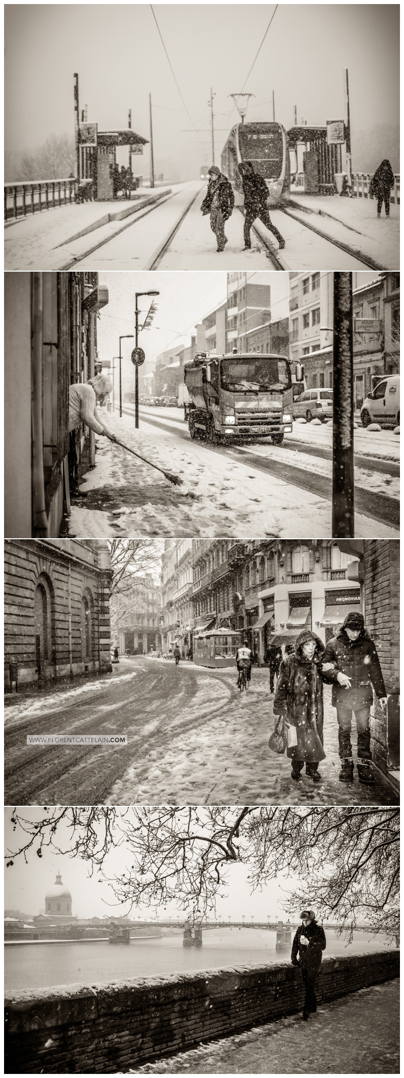 Toulouse Neige