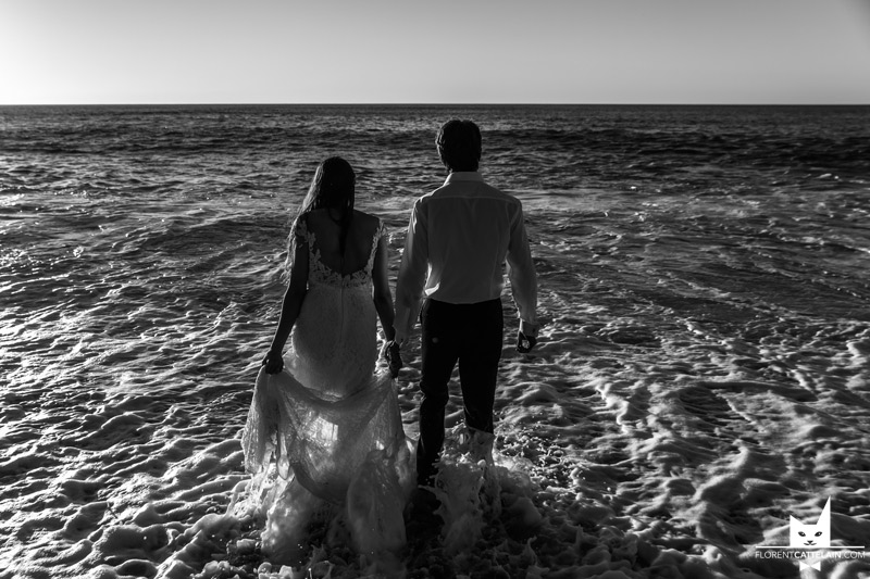 Trash the dress pays basque bidart