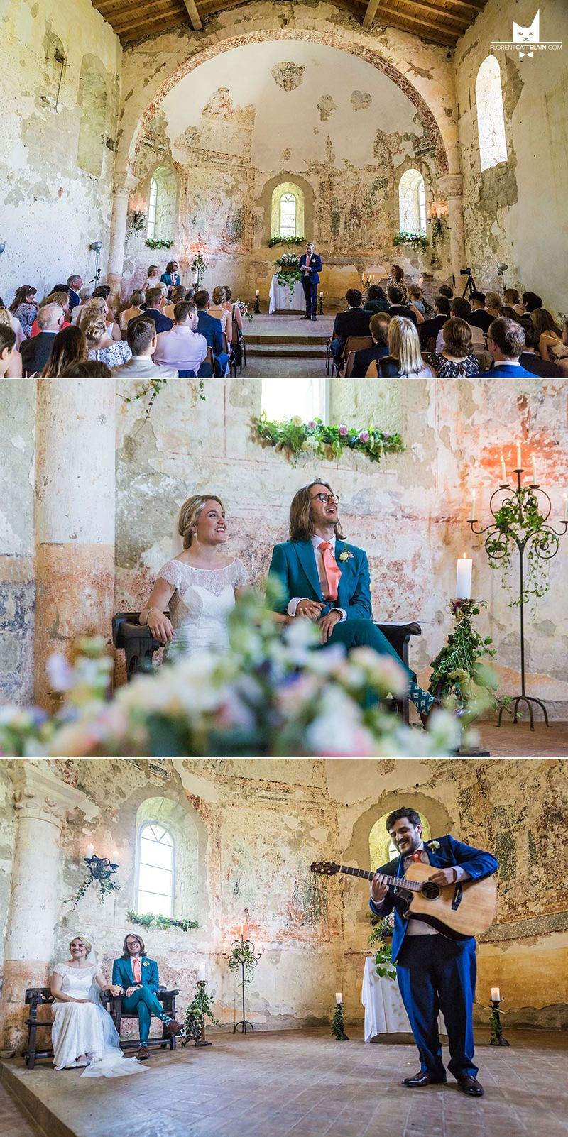 english wedding france queille