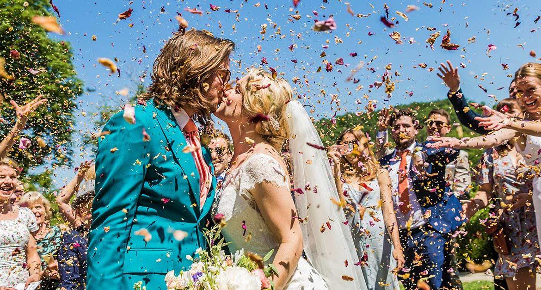 mariage au chateau de queille en ariege