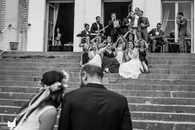 Mariage Toulouse Chateau Seyre